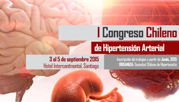 1ER CONGRESO DE LA SOCIEDAD CHILENA DE HIPERTENSIÓN