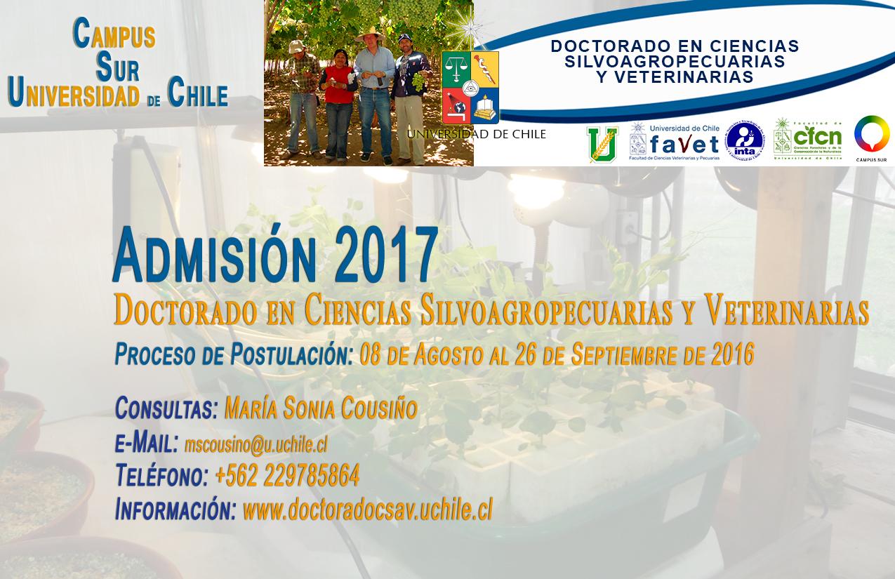 convocatoriadoctorado_facagronomia_uch_2017